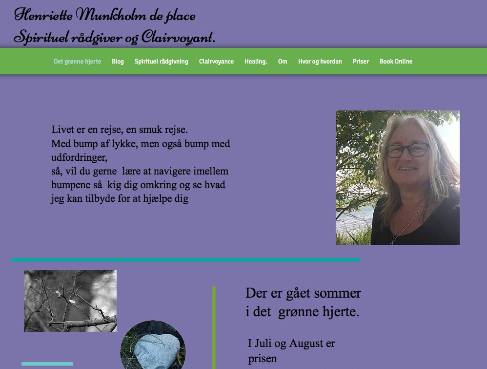 Henriette Munkholm